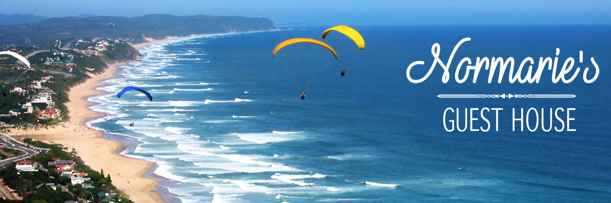 Normarie's Guest House Paragliding